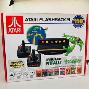 ATARI FLASHBACK 9 HDMI Game Consoles, 110 Games